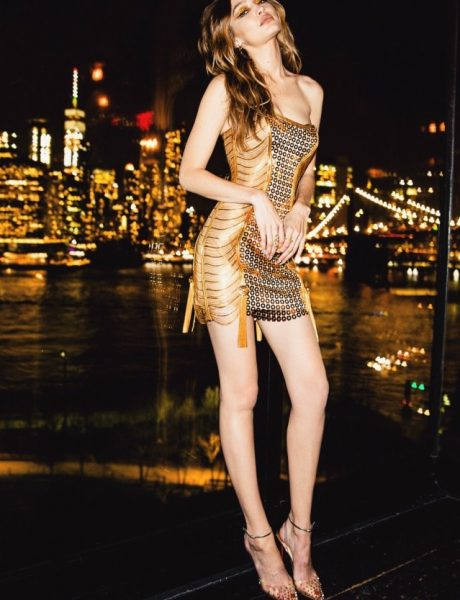 Instagram priča : Rođendanski outfit Gigi Hadid