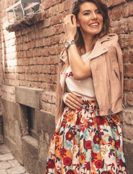 Prolećna styling formula: Hrabri printovi i jarke boje