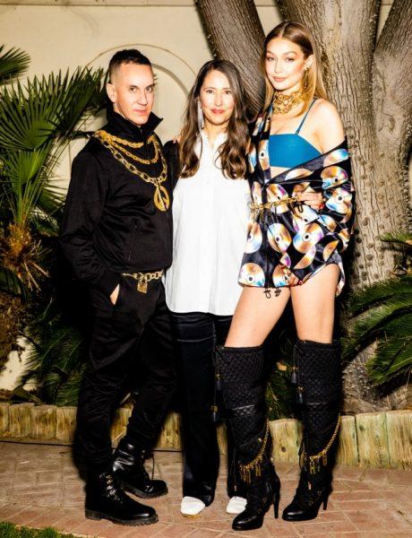 H&M otkrio dizajnersku saradnju sa Moschinom uzivo na Instagramu
