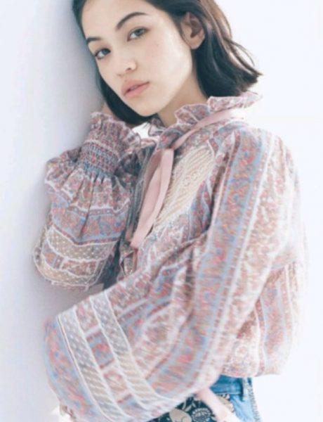 Kiko Mizahara: Novo lice Dior beauty