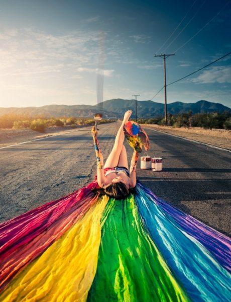 Kako boje utiču na balans jin i jang energije