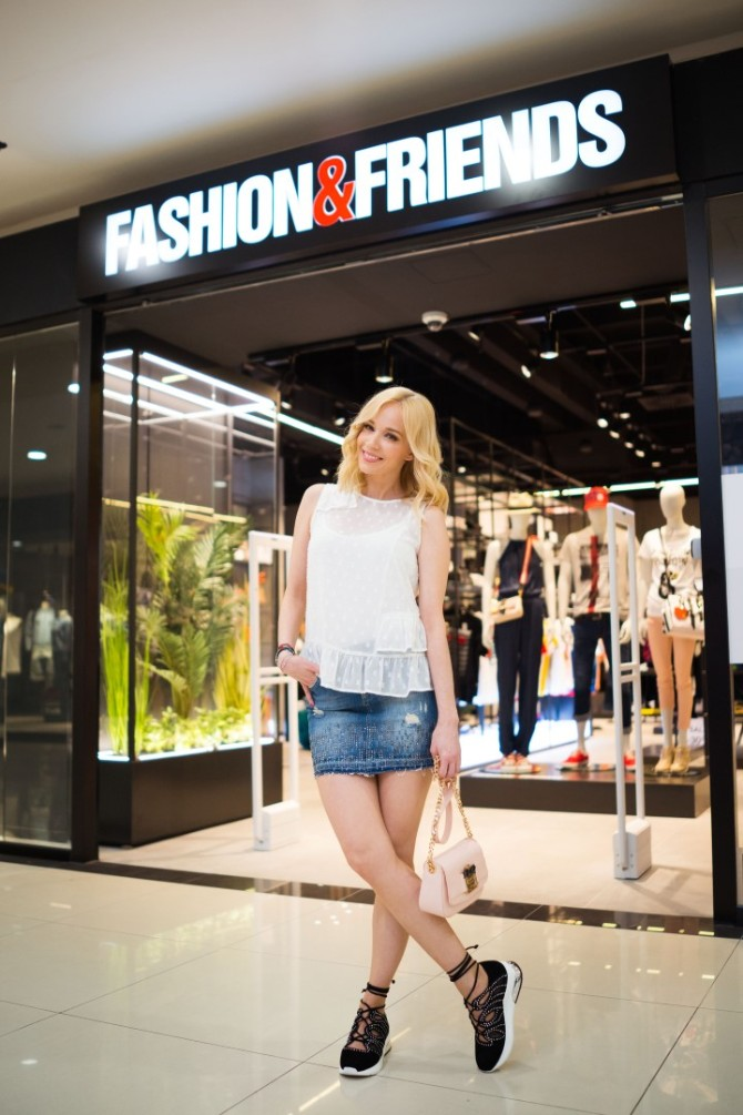 Liu Jo FashionFriends Jelena Rozga SS2018 5 1 Romantično i seksi proleće Jelene Rozge