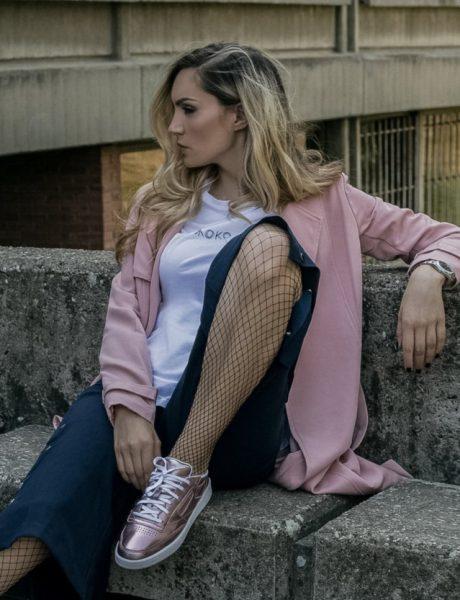 """Jelena Gavrilović o modi, trendovima i stilu: """"Patike su postale moj novi modni fetiš!"""" (INTERVJU)"""