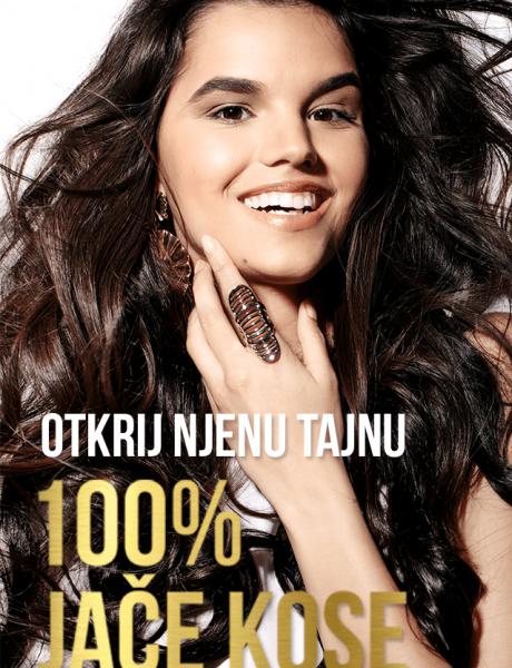 Beauty editorijal: Skrivena tajna 100% jače kose!