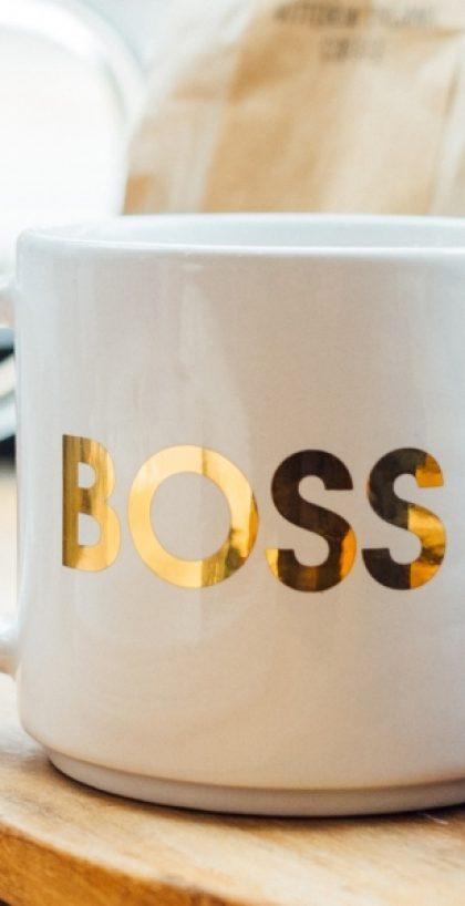 """4 tipa šefova + kako da se """"izboriš"""" sa svakim od njih"""