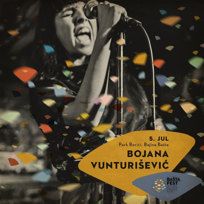 BF 2018 bojana v 1 Muzički program Bašta festa okuplja uzbudljiva imena domaće scene!