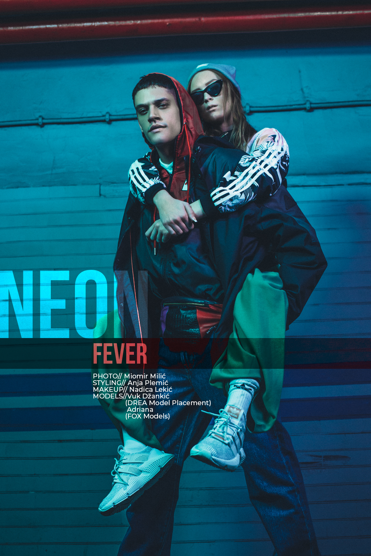 Wannabe editorijal: Neon Fever