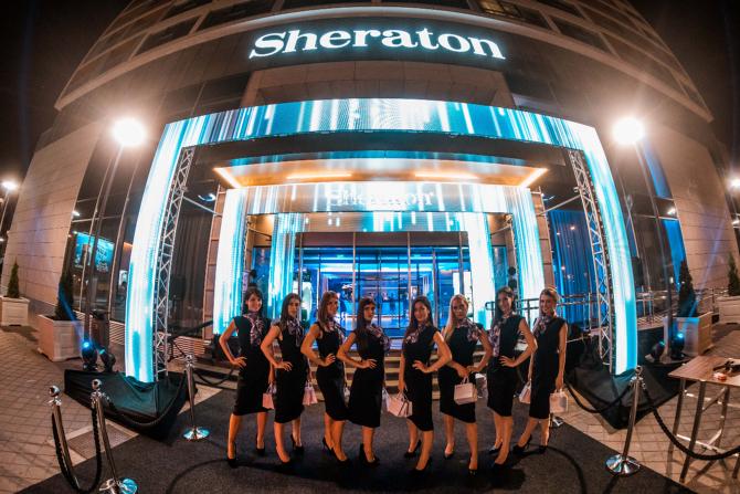 Sheraton gala opening official photo 3 Više stotina zvanica na svečanom otvaranju prvog Sheraton hotela u Srbiji