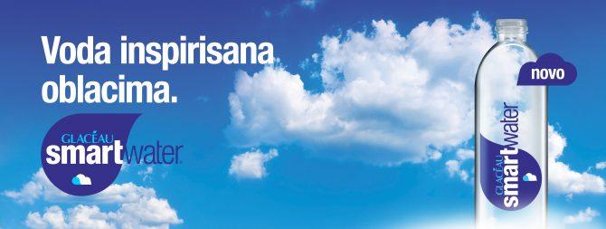 SmartWater Voda inspirisana oblacima Ambalaza e1529678353453 Hidracija je najvažnija: Stigla je Smart Water