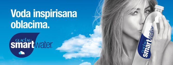 SmartWater Voda inspirisana oblacima Jennifer Aniston e1529678386199 Hidracija je najvažnija: Stigla je Smart Water