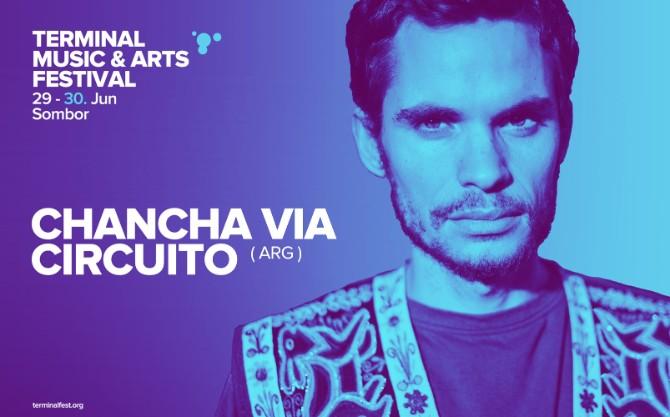 Terminal Chancha 1 2018 05 31 11 16 50 UTC Saznaj šta te sve očekuje na trećem Terminal Music & Arts Festivalu!