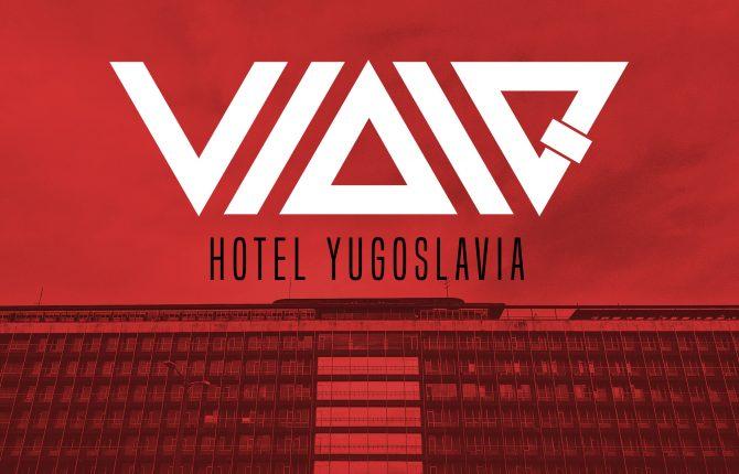 VIDIQ Hotel Yugoslavia radio e1530084953927 Intervju: Bend VIDIQ o rokenrolu, budućnosti muzike i važnosti mira u kreativnom radu