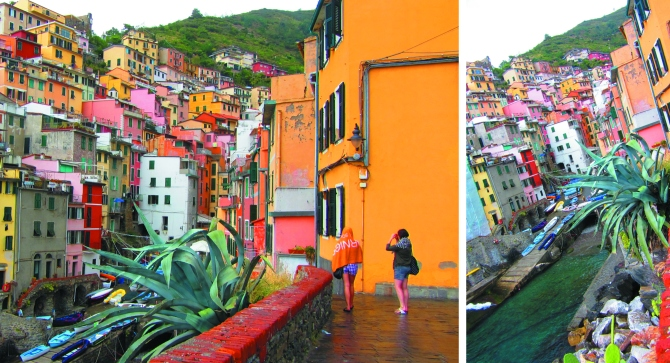 2 riomaggiore 1 Cinque Terre – Pet zemalja u 11 kilometara