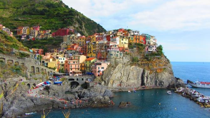 3 manarolla 1 1 Cinque Terre – Pet zemalja u 11 kilometara