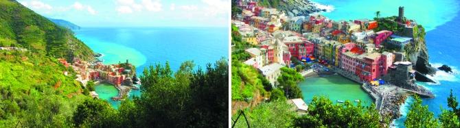 5 vernazza 2 1 Cinque Terre – Pet zemalja u 11 kilometara