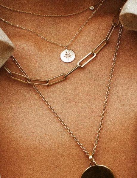 6 layering trikova kako da nosiš ogrlice poput fashion devojaka