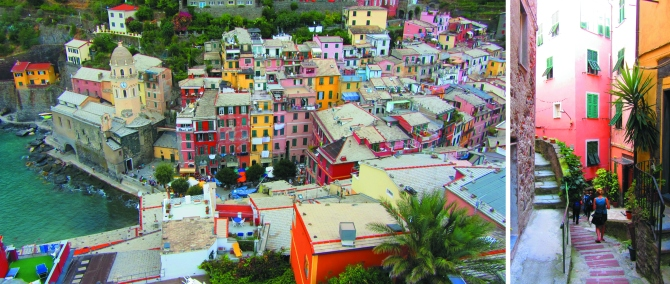 6 vernazza 1 1 Cinque Terre – Pet zemalja u 11 kilometara