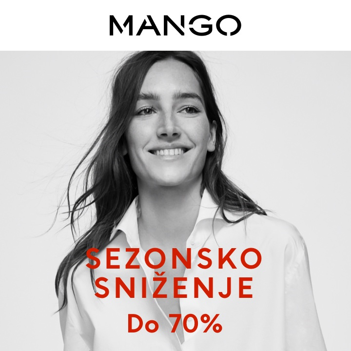 720x720 MANGO sezonsko sniženje do 70%