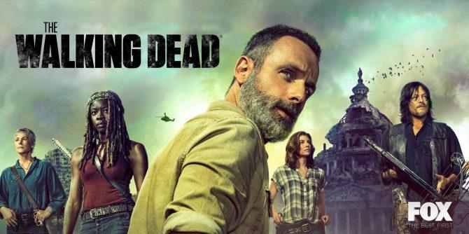 9 sezona serije Okružen mrtvima novi poster e1531319139353 Vruća jesen na kanalima FOX Networks Group e
