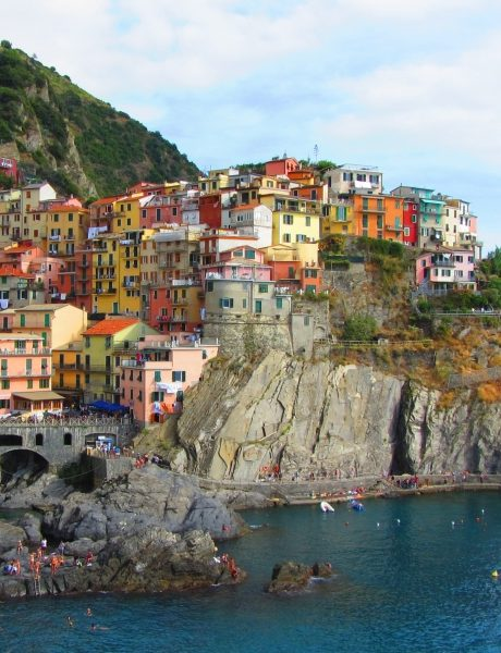 Cinque Terre – Pet zemalja u 11 kilometara