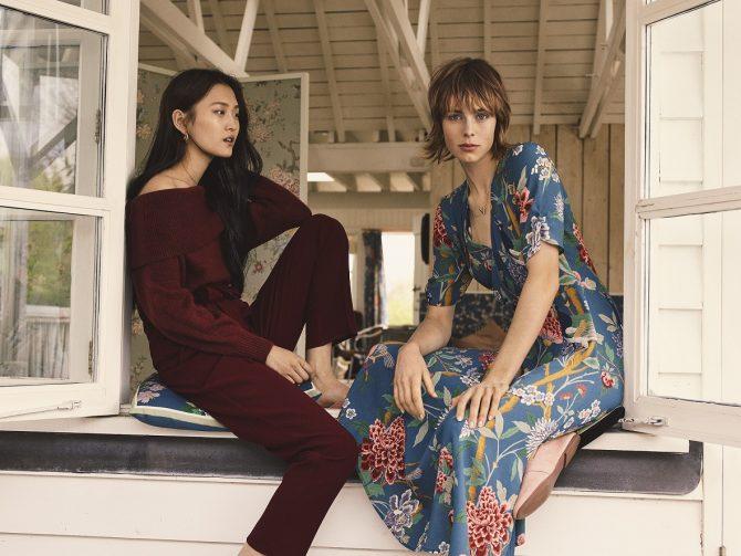 GP J Baker x HM – Campaign images 8 e1532957453836 H&M i GP & J Baker dizajnirali novu kolekciju za žene