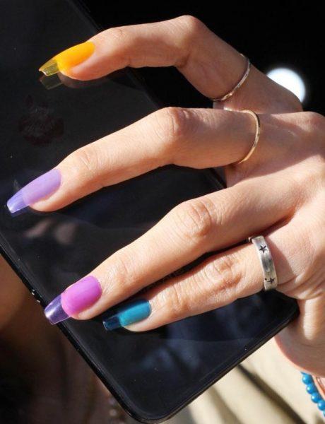 Jelly Nails: Možda najveći letnji manikir trend do sada