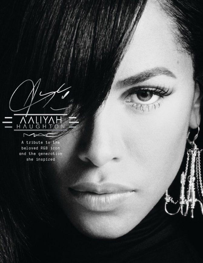 MAC Aaliyah kolekcija stiže sutra!