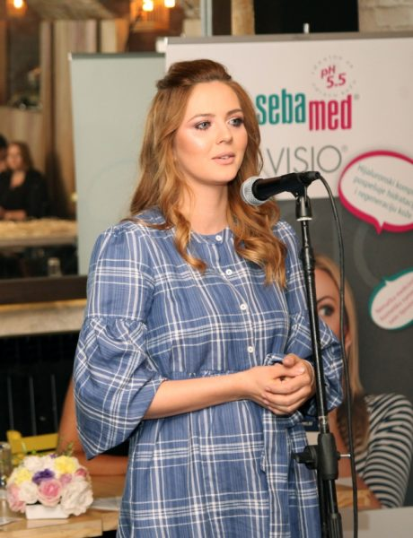 Nina Janković novi brend ambasador brenda Sebamed