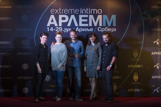 Predstavnici Arlemma i Telenora e1531813657875 Otvorena deveta Ariljska letnja muzička manifestacija ARLEMM 2018
