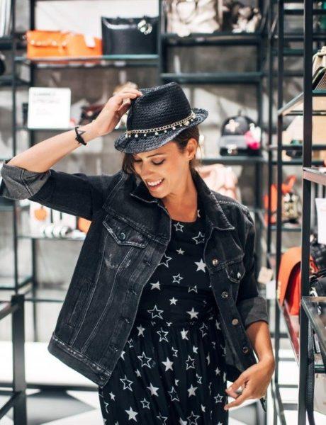 Simpatična zadarska pevačica Natali Dizdar posetila je novootvoreni Fashion&Friends store u Zadru i uživala u letnjem šopingu