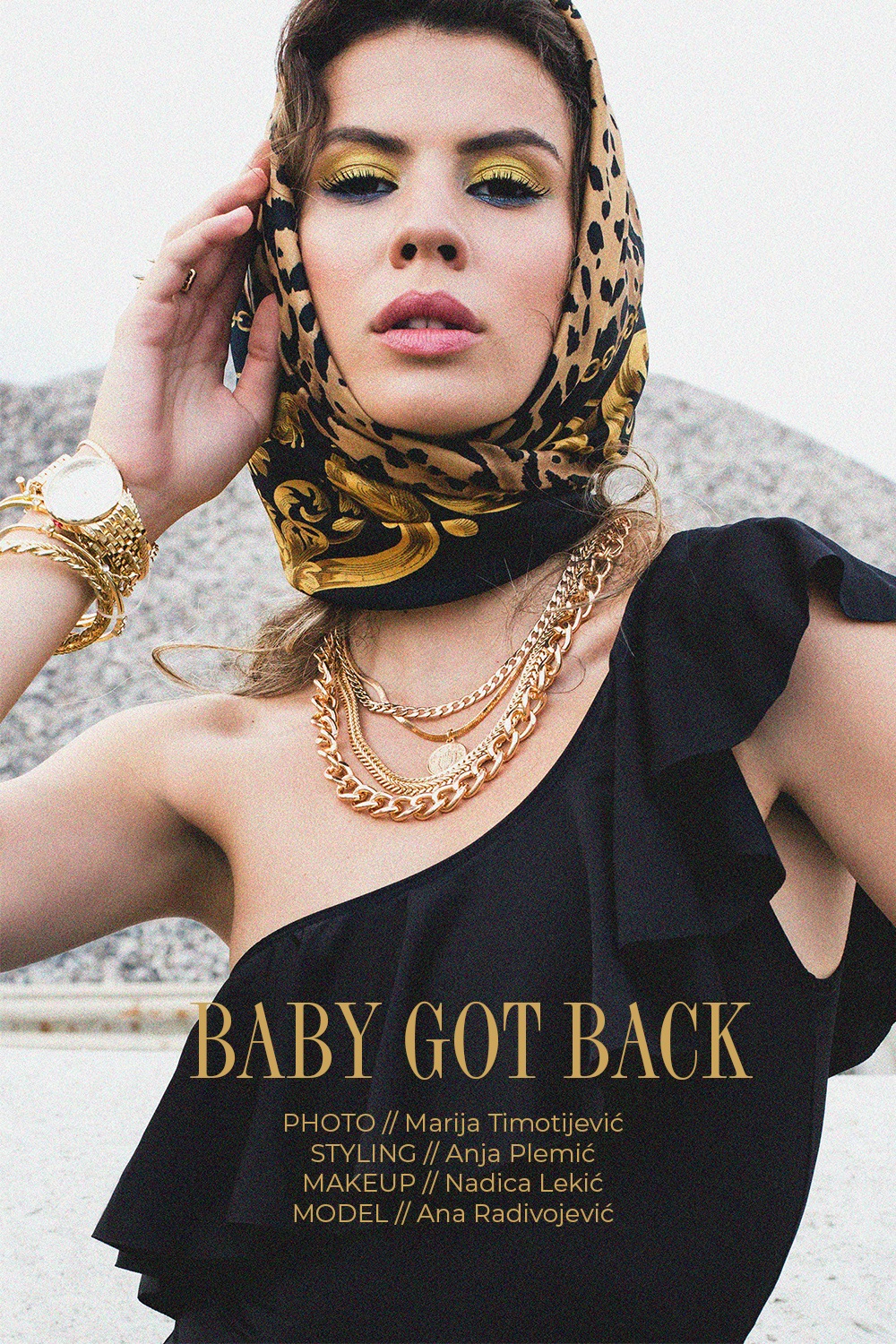Wannabe editorijal: Baby Got Back