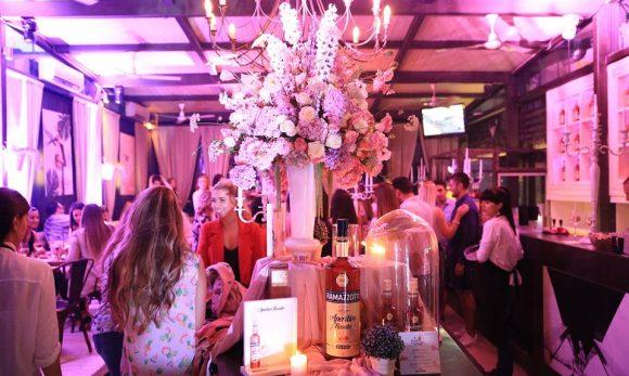 Wannabe Magazine Afterwork Party In Pink