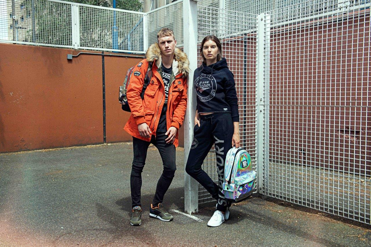 CR11726 AW18 Back To School Dual Gender MW 2 IM F SUPERDRY   kolekcija za povratak u školu