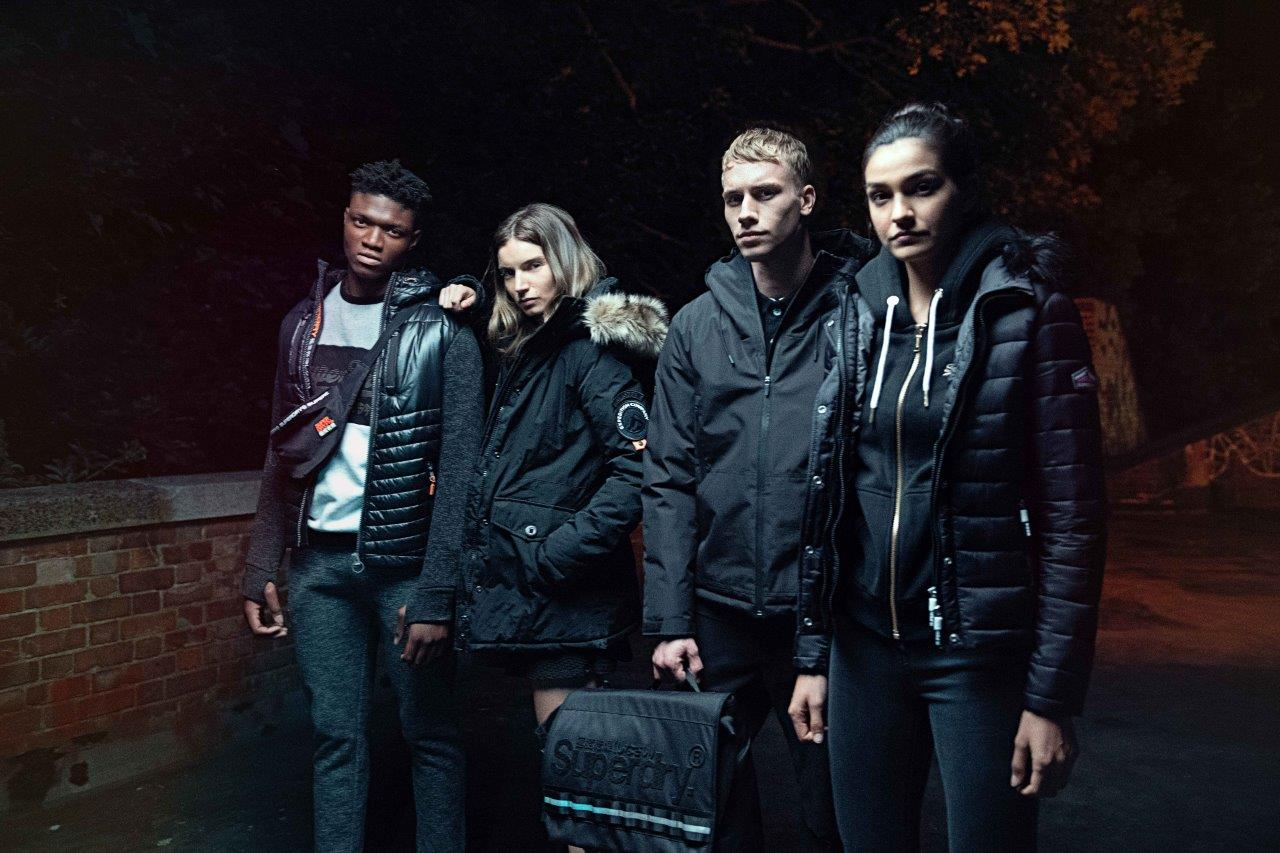 CR11726 AW18 Back To School Group Shot Uniform IM F SUPERDRY   kolekcija za povratak u školu
