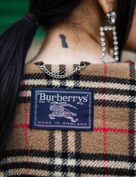 Da li ti se dopada novi Burberry logo?