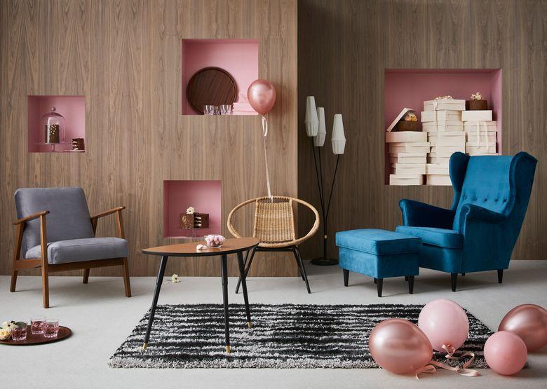Istorijskom kolekcijom GRATULERA IKEA obeležava 75. rođendan 1 Istorijskom kolekcijom GRATULERA, IKEA obeležava 75. rođendan