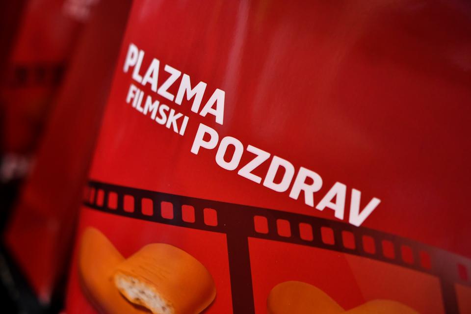 Plazma filmski pozdrav Plazma šalje FILMSKI pozdrav iz Sarajeva!