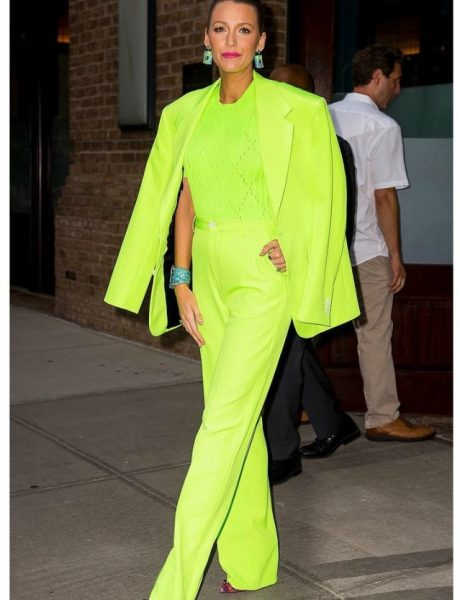 Neon dilema: Hot or not?