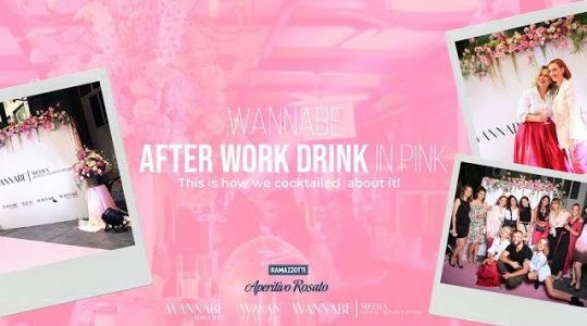 Afterwork PARTY IN PINK