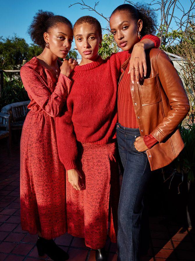 000698 MNG 22K MRS CC F02 LE e1536054871679 Modna oda zajedništvu: Oskarovac Adrien Brody i Amber Valetta zaštitna lica jesenje kampanje TOGETHER španskog brenda MANGO