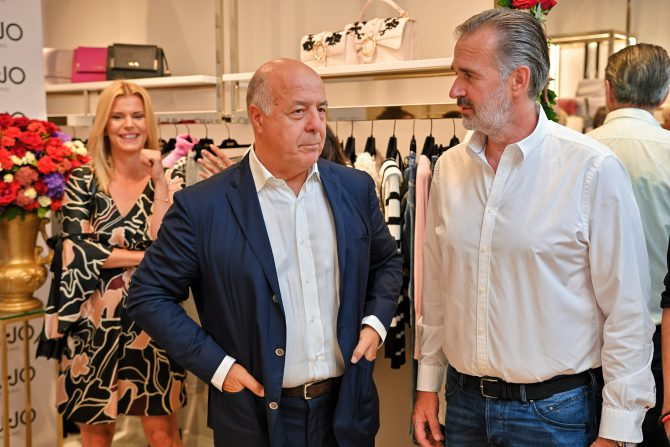 2018 09 14 19 37 46DSC 1767 e1537187574237 Svečano otvorena radnja italijanskog premium modnog brenda Liu Jo