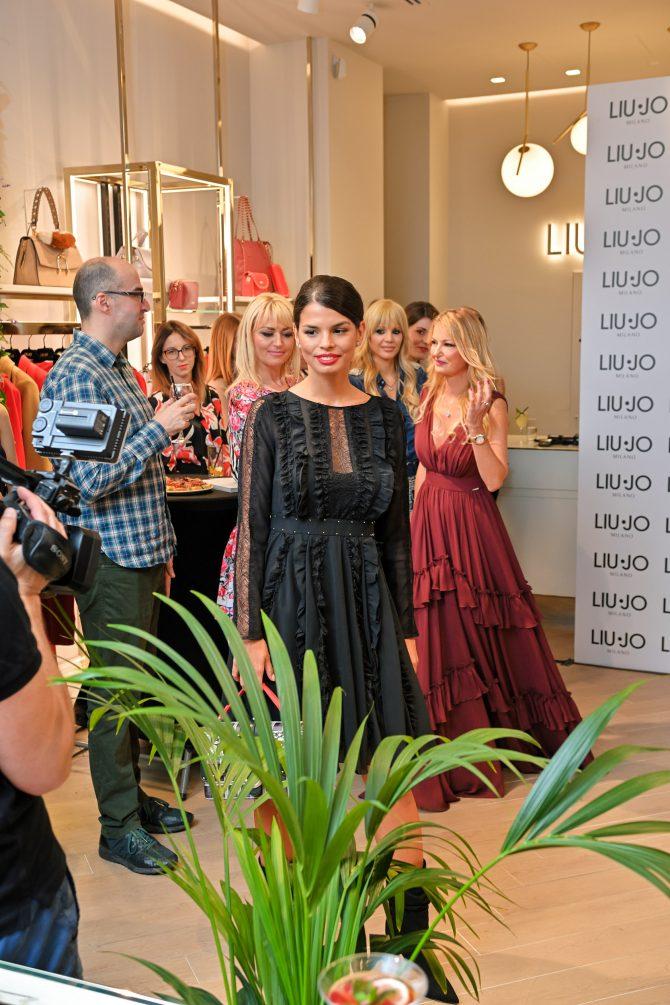 2018 09 14 19 41 43DSC 1790 e1537187604697 Svečano otvorena radnja italijanskog premium modnog brenda Liu Jo