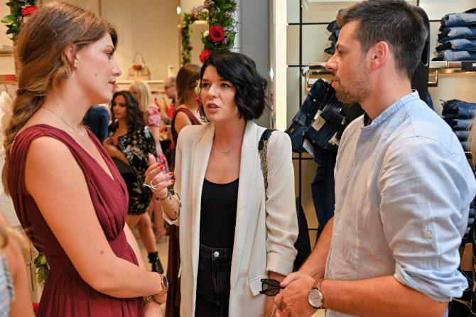 Brana Antovic i Tamara Dragicevic e1537187887612 Svečano otvorena radnja italijanskog premium modnog brenda Liu Jo
