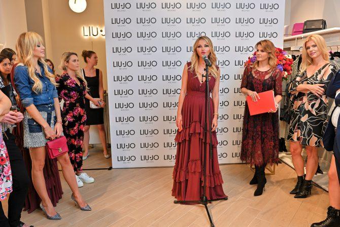 Jasenka Stekic e1537187924371 Svečano otvorena radnja italijanskog premium modnog brenda Liu Jo