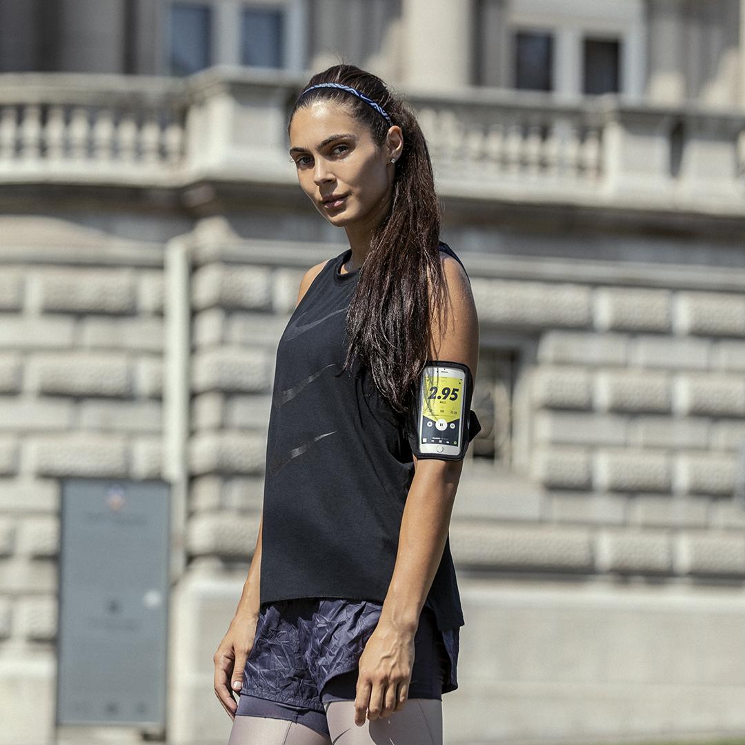Milica Mandic Poslednje pripreme pred najveću Nike trku do sada: Nikola Rokvić i Milica Mandić pretrčali grad