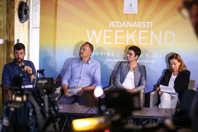 Weekend Media Festival 1 e1536152528206 Najbolji hrvatski trener Zlatko Dalić i popularni belgijski duo 2manydjs dolaze na 11. Weekend Media Festival