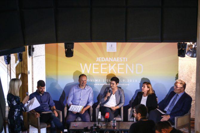 Weekend Media Festival 2 e1536152599155 Najbolji hrvatski trener Zlatko Dalić i popularni belgijski duo 2manydjs dolaze na 11. Weekend Media Festival