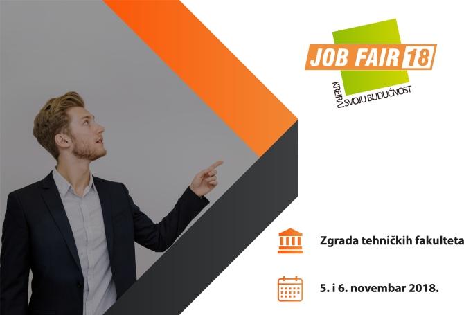 job fair Četrnaesti sajam poslova i praksi u Beogradu