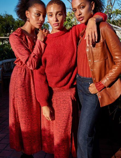 """Modna oda zajedništvu: Oskarovac Adrien Brody i Amber Valetta zaštitna lica jesenje kampanje """"TOGETHER"""" španskog brenda MANGO"""