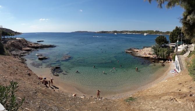 10. plaža kod jezera 1 Atina, grad za aktivni odmor